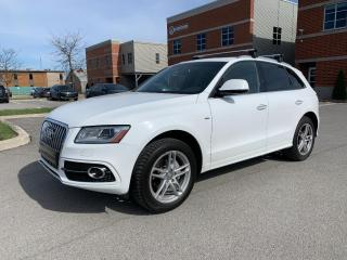 Used 2016 Audi Q5 2,0t technik for sale in Laval, QC