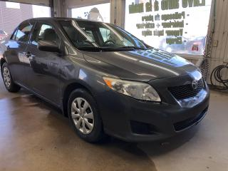 Used 2010 Toyota Corolla 4DR SDN AUTO CE for sale in St-Raymond, QC
