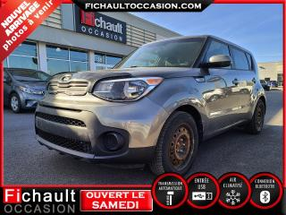 Used 2017 Kia Soul LX BA  **ROUES D'HIVER INCLUS** for sale in Châteauguay, QC
