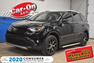 Used 2016 Toyota RAV4 SE AWD LEATHER | NAVIGATION | HEATED SEATS & STEERING for sale in Ottawa, ON