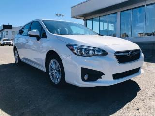 Used 2017 Subaru Impreza 5dr HB CVT Touring,sieges chauffant,bluetooth cam for sale in Lévis, QC