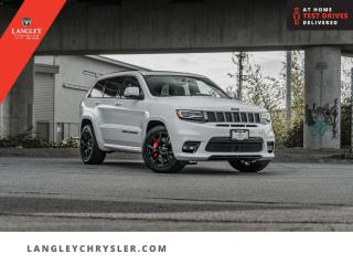 Used 2020 Jeep Grand Cherokee SRT  Tow Pkg/ Accident Free/ Local/ Loaded for sale in Surrey, BC