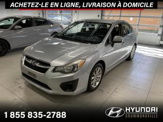 Used 2013 Subaru Impreza AWD + GARANTIE + A/C + MAGS + CRUISE + W for sale in Drummondville, QC