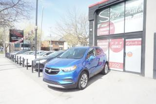Used 2017 Buick Encore for sale in Laval, QC