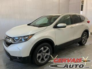 Used 2018 Honda CR-V EX-L AWD Cuir Toit Ouvrant Caméra Mags *Traction intégrale* for sale in Trois-Rivières, QC