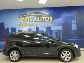 Used 2012 Dodge Journey CREW V6 3.6L TOUT EQUIPE BAS PRIX MAGS 1 for sale in Lévis, QC