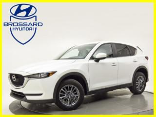 Used 2018 Mazda CX-5 GS Auto AWD GPS CUIR BAS KILO for sale in Brossard, QC