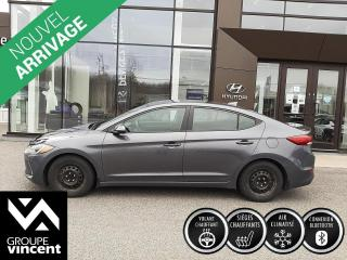 Used 2017 Hyundai Elantra GL ** GARANTIE 10 ANS ** Berline reconnu pour son confort! for sale in Shawinigan, QC