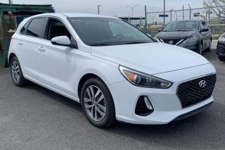 Used 2019 Hyundai Elantra GT GT HATCH A/C MAGS CAMERA DE RECUL for sale in St-Hubert, QC