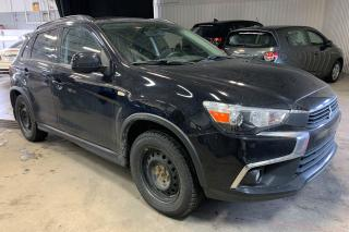Used 2017 Mitsubishi RVR BLACK EDITION AWD MAGS CAMÉRA DE RECUL for sale in St-Hubert, QC