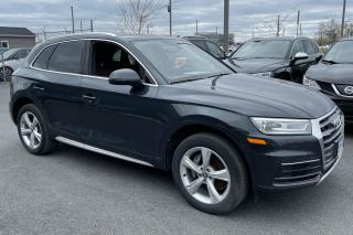Used 2018 Audi Q5 PROGRESSIV AWD CUIR TOIT PANO GPS MAGS for sale in St-Hubert, QC