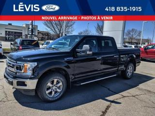 Used 2018 Ford F-150 4WD SuperCrew Box for sale in Lévis, QC