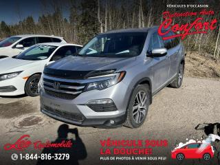 Used 2016 Honda Pilot 4 RM 4 portes Touring for sale in Chicoutimi, QC
