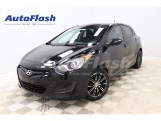 Used 2014 Hyundai Elantra GT GL *MAGS *BLUETOOTH *SIEGES-CHAUFFANTS *IPOD-JACK for sale in St-Hubert, QC
