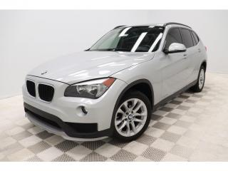 Used 2015 BMW X1 PREMIUM *SIEGES-ELECTRIQUES *TOIT-PANO-ROOF for sale in St-Hubert, QC