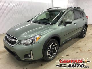 Used 2016 Subaru XV Crosstrek SPORT AWD MAGS TOIT OUVRANT CAMÉRA *Traction intégrale* for sale in Trois-Rivières, QC