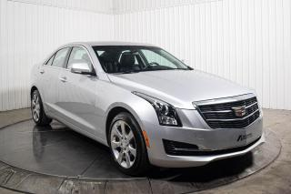 Used 2015 Cadillac ATS ATS-4  LUXURY  AWD CUIR GROS ECRAN MAGS for sale in St-Hubert, QC