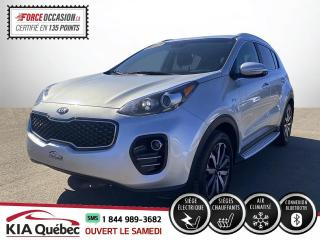 Used 2017 Kia Sportage ** EX *AWD *SIEGES CHAUFFANTS* TAUX A 2. for sale in Québec, QC