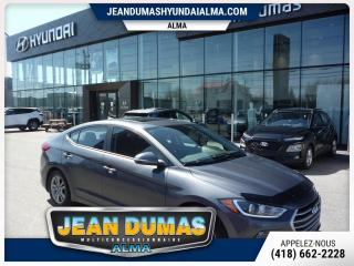 Used 2018 Hyundai Elantra MODÈLE GL SE SIÈGE CHAUFFANT TOIT MAG for sale in Alma, QC