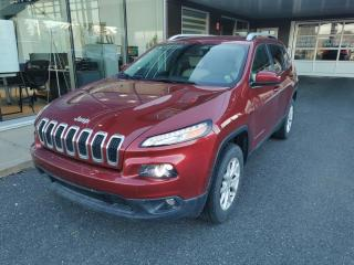 Used 2017 Jeep Cherokee 4WD + North +camera + siège et volant chauffant for sale in Ste-Julie, QC
