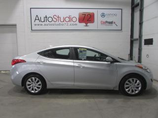 Used 2013 Hyundai Elantra GL AUTOMATIQUE **A/C**CRUISE** for sale in Mirabel, QC