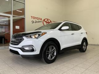Used 2018 Hyundai Santa Fe Sport * AWD * 2.4L * MAGS * SIEGES CHAUFFANTS * for sale in Mirabel, QC