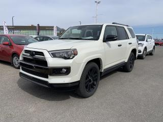 Used 2020 Toyota 4Runner * LIMITED * NIGHTSHADE * CUIR * GPS * 4X4 * for sale in Mirabel, QC