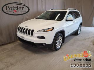 Used 2016 Jeep Cherokee North Toit Panoramique for sale in Rouyn-Noranda, QC