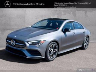 New 2021 Mercedes-Benz CLA-Class CLA 250 for sale in Dieppe, NB