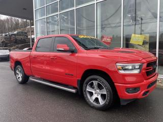 Used 2020 RAM 1500 SPORT , CREW , BOITE 6PIEDS 4 , DIFF 3.9 for sale in Ste-Agathe-des-Monts, QC