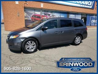 Used 2014 Honda Odyssey EX-L for sale in Mississauga, ON