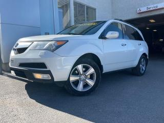 Used 2011 Acura MDX Traction intégrale 4 portes groupe techn for sale in Ste-Agathe-des-Monts, QC