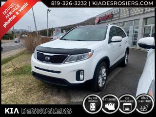 Used 2014 Kia Sorento *EX*V6*AWD*CUIR*TOIT PANO*BANC CHAUFFANT for sale in Val-David, QC