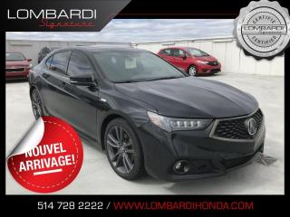 Used 2018 Acura TLX ELITE A-Spec|AWD|NAV|CUIR|TOIT| for sale in Montréal, QC