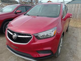 Used 2017 Buick Encore Preferred for sale in La Sarre, QC