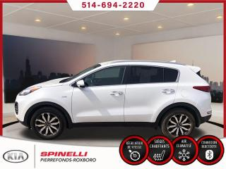 Used 2018 Kia Sportage EX AWD for sale in Montréal, QC