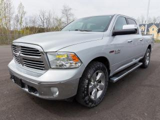 Used 2015 RAM 1500 BIG HORN CREW 4X4 CAMÉRA *SIÈGES / VOLANT CHAUFF* for sale in Mirabel, QC