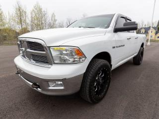 Used 2011 RAM 1500 BIG HORN 4X4 V8 5.7L CLIMATISEUR *GR. REMORQUAGE* for sale in Mirabel, QC