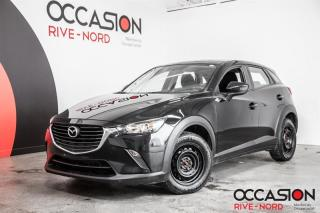 Used 2017 Mazda CX-3 GX BLUETOOTH+CAM.RECUL+A/C for sale in Boisbriand, QC