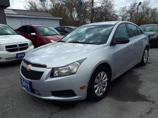 Used 2011 Chevrolet Cruze LS+ w/1SB Certified for sale in Oshawa, ON