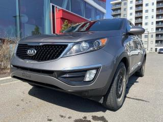 Used 2016 Kia Sportage *LX*SIEGES CHAUFF*BLUETOOTH*A/C*CRUZE* for sale in Québec, QC