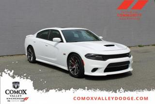 Used 2016 Dodge Charger 4dr Sdn SRT 392 RWD for sale in Courtenay, BC