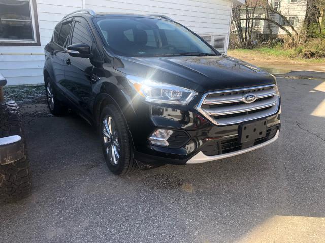 2018 Ford Escape AWD TITANIUM