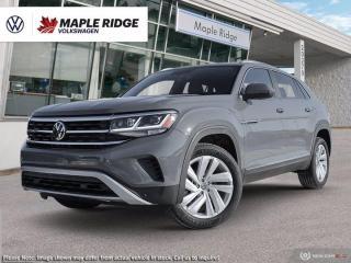 New 2021 Volkswagen Atlas Cross Sport Highline for sale in Maple Ridge, BC