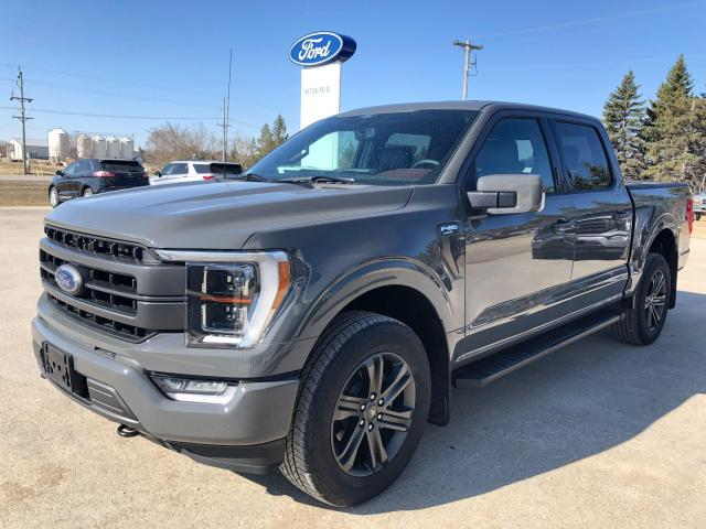 2021 Ford F-150 LARIAT 4WD SUPERCREW 5.5' BOX