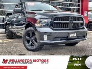 Used 2018 RAM 1500 ST / Quad Cab / New Brakes & Rotors !! for sale in Guelph, ON