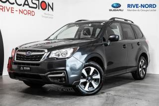 Used 2018 Subaru Forester Touring EyeSight TOIT.OUVRANT+MAGS+CAM.RECUL for sale in Boisbriand, QC