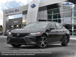 Used 2019 Toyota Camry SE for sale in Ottawa, ON