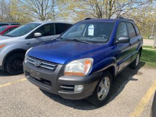 Used 2007 Kia Sportage LX for sale in New Hamburg, ON