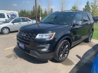 Used 2017 Ford Explorer XLT for sale in New Hamburg, ON